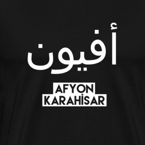 Afyon - Men's Premium T-Shirt