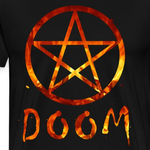DOOM DOOM DOOM - Männer Premium T-Shirt