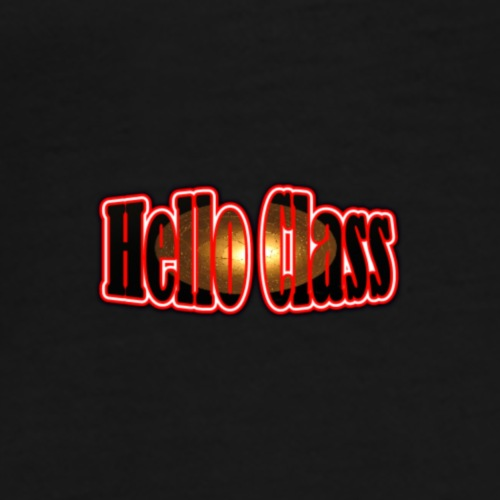 Hello Class - Men's Premium T-Shirt