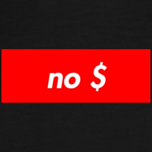 No Cash - Männer Premium T-Shirt
