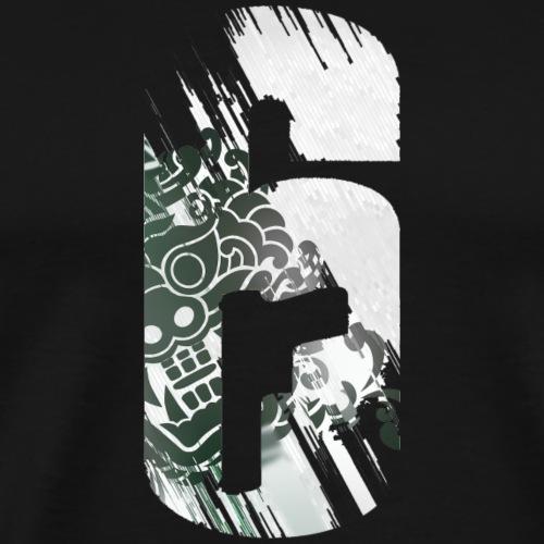 rainbow 6 - T-shirt Premium Homme