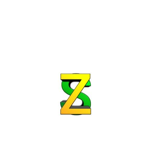 SCHNURZ (Logo) - Männer Premium T-Shirt