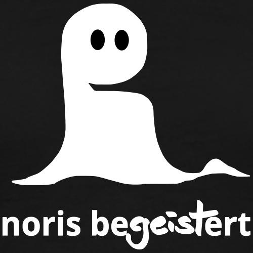 noris begeistert - Männer Premium T-Shirt