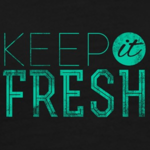 Kepp IT FRESH - Mannen Premium T-shirt
