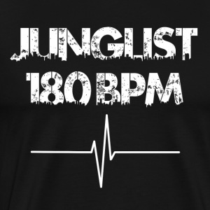 Jungle 180 bpm - Männer Premium T-Shirt