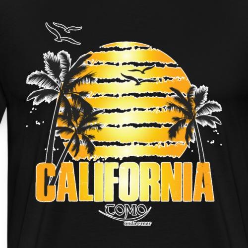 Kalifornien - Sommer - Urlaub - Männer Premium T-Shirt
