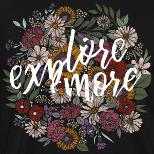 Explore More / Vivid - Männer Premium T-Shirt