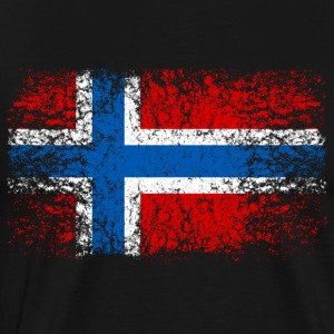 Norway 002 AllroundDesigns - Men's Premium T-Shirt
