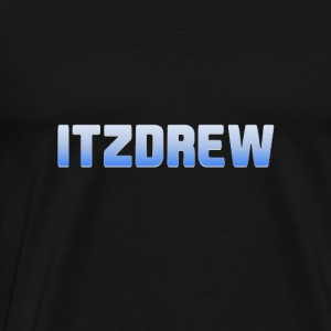 ITZDREW MERCH - Mannen Premium T-shirt
