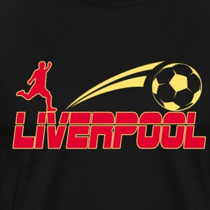 Liverpool Soccer - Men's Premium T-Shirt