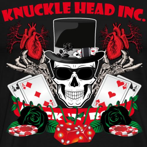 Knucklehead Player - Männer Premium T-Shirt
