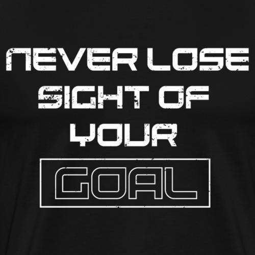 Never Lose Sight 2k17 - Männer Premium T-Shirt
