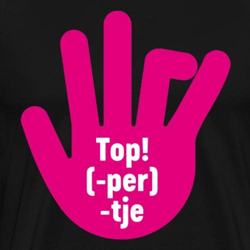 toppertje - Mannen Premium T-shirt