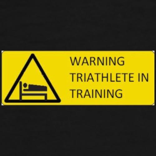 triathlete_in_training-JPG - Maglietta Premium da uomo