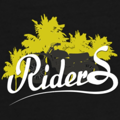 logo riders - T-shirt Premium Homme