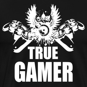 True Gamer - Gaming Passion - Men's Premium T-Shirt