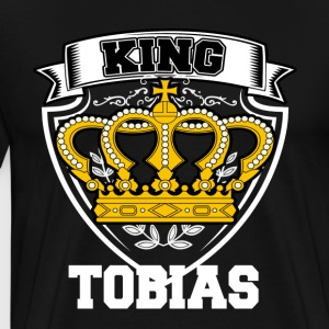 King Tobias - Men's Premium T-Shirt