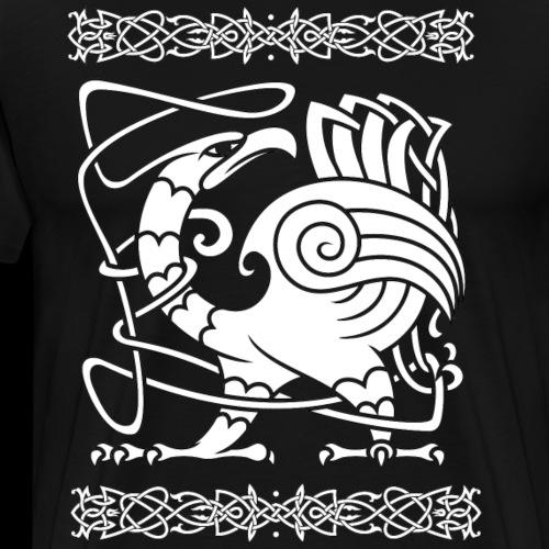 Keltischer Adler - Männer Premium T-Shirt