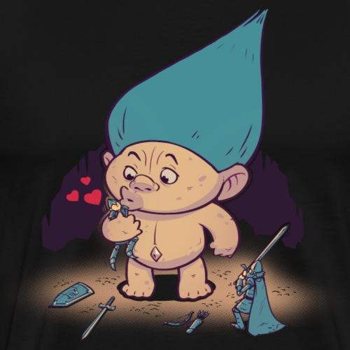 Troll Hug - T-shirt Premium Homme