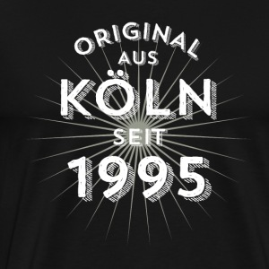 Original from Cologne since 1995 - Men's Premium T-Shirt