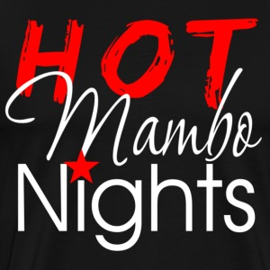 Hot Nights Mambo Shirt - blanc - Mambo de New York - T-shirt Premium Homme