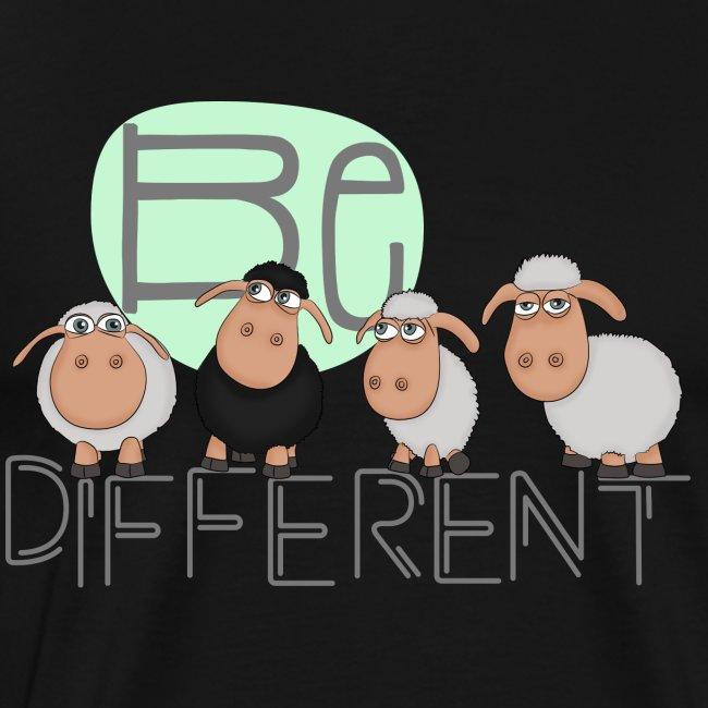 Be different: Besondere Schafe