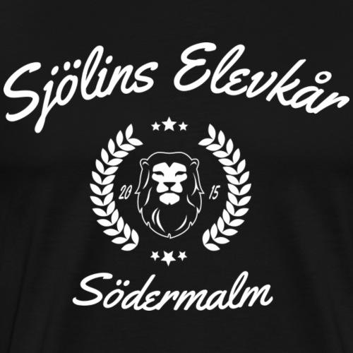 Sjölins Elevkår Södermalm - Premium-T-shirt herr
