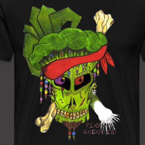 PIRATE BROCCOLI - T-shirt Premium Homme