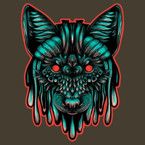 Fox Color - Camiseta premium hombre
