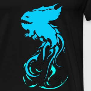 Kromysflame ICE - Men's Premium T-Shirt