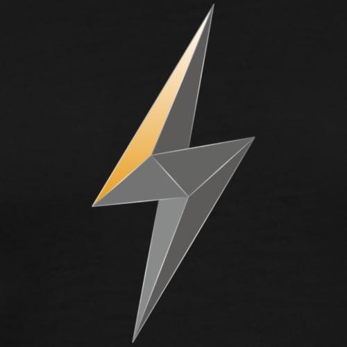 berner tech logo color - Männer Premium T-Shirt