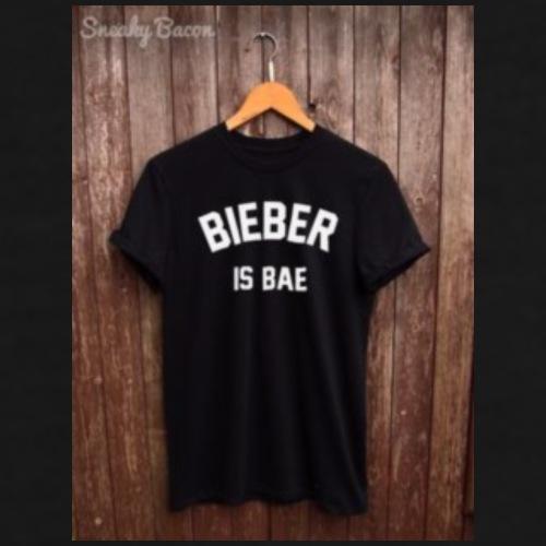 bieber - T-shirt Premium Homme