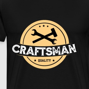 craftsman - Men's Premium T-Shirt