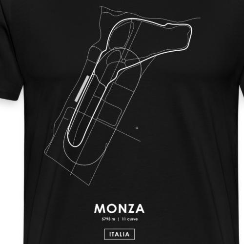 MONZA CIRCUIT - ITALY - Men's Premium T-Shirt