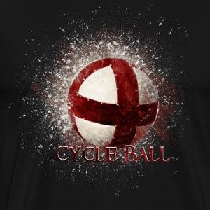 Radball | Cycle Ball - Männer Premium T-Shirt