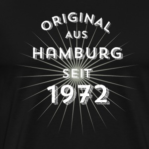 Original from Hamburg since 1972 - Men's Premium T-Shirt
