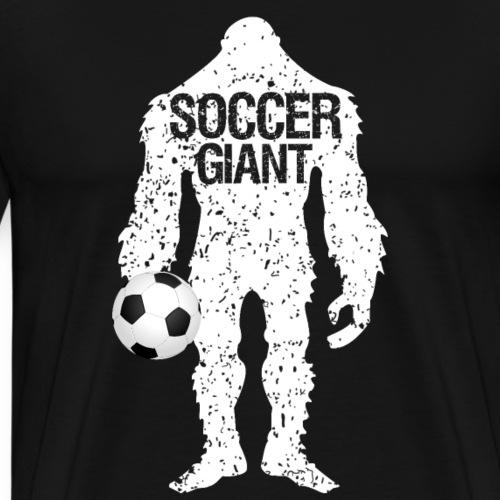 SOCCER GIANT Vatertags-Geschenk - Männer Premium T-Shirt
