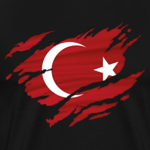 Turkey! Türkiye! Turkey! - Men's Premium T-Shirt