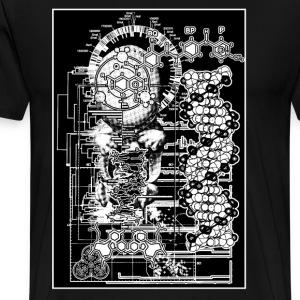 inhuman - Männer Premium T-Shirt