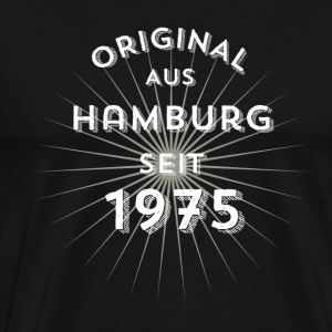 Original from Hamburg since 1975 - Men's Premium T-Shirt