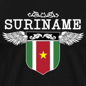 Suriname Wings - Men's Premium T-Shirt