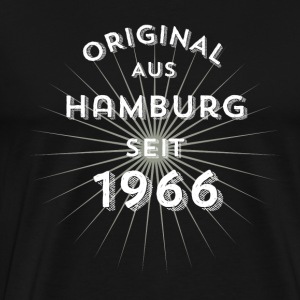 Original from Hamburg since 1966 - Men's Premium T-Shirt