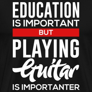 For Guitar Player! - Männer Premium T-Shirt