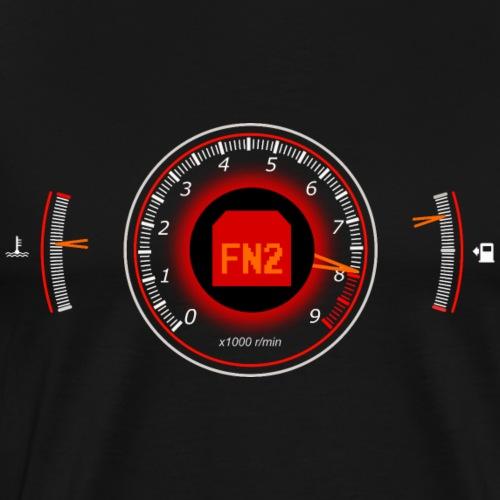 Rev Counter FN2 - Männer Premium T-Shirt