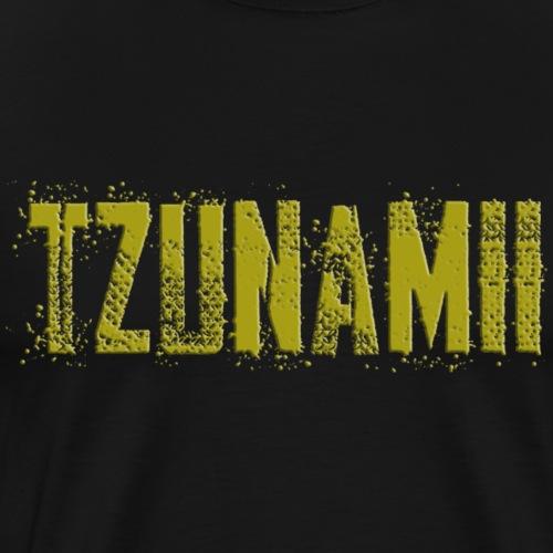 TZUNAMIIgold - Männer Premium T-Shirt
