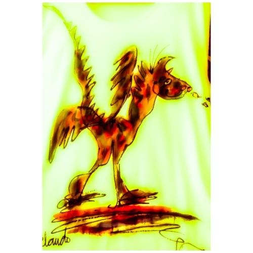 PSX 20180713 164154 Feuerdrache - Männer Premium T-Shirt