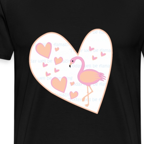 FLAMENGO - Premium T-skjorte for menn