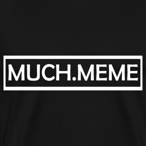 Much.Meme Brand - Mannen Premium T-shirt