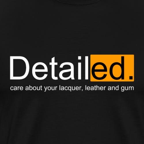 detailedhub - Männer Premium T-Shirt
