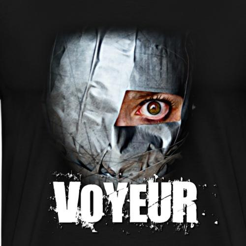 Voyeur - offiziell - Männer Premium T-Shirt